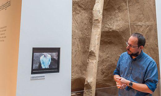 """""""Messerscharf""""-Ausstellung im Archäologiemuseum"""