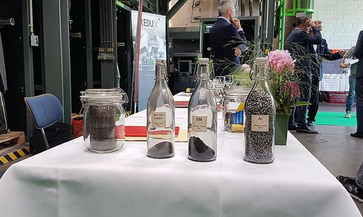Aluminium, Kupfer, Eisen, Kobalt und Lithium: Wertvolle Rohstoffe