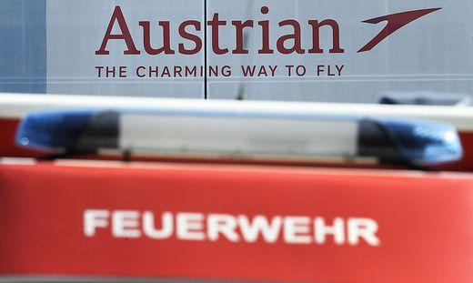 ++ THEMENBILD ++ CORONAVIRUS - AUA (AUSTRIAN AIRLINES)