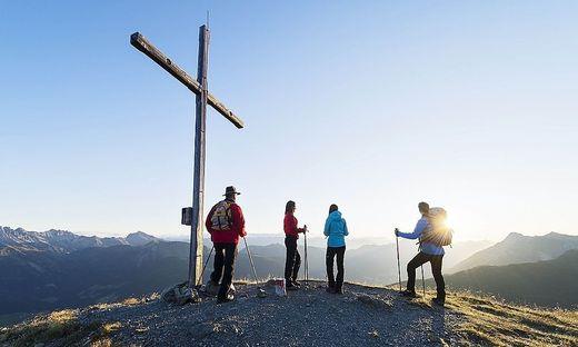 Gipfelstürmen im Lesachtal