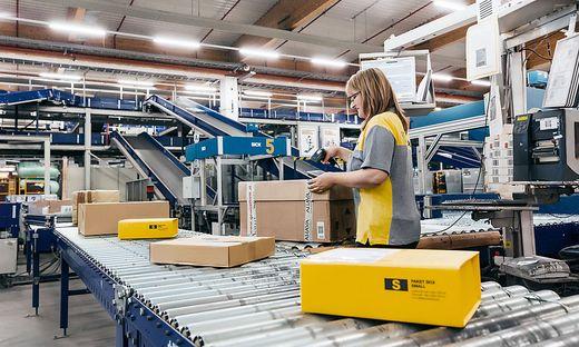 Neue Technologie soll das Ausliefern von Paketen erleichtern