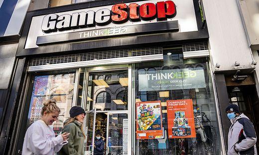 Gamestop: Das Auf und Ab an der Börse hört nicht auf
