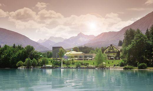 Das Wahaha in Feistritz im Rosental heißt jetzt Europarcs Rosental