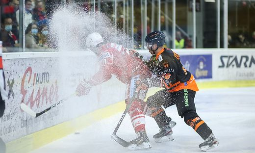 ICE HOCKEY - ICEHL, KAC vs 99ers