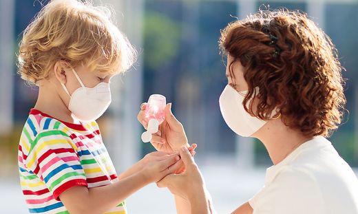 Pandemie verlangt Kindern, Eltern und Betreuern vieles ab
