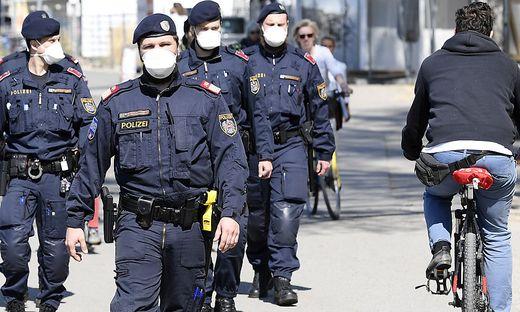 Polizei auf Achse (Archivfoto)