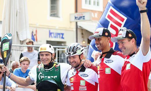 EXTREME SPORTS - Red Bull Dolomitenmann