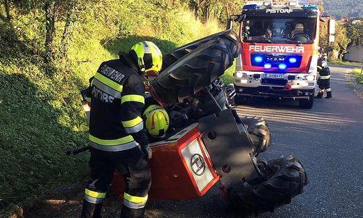 20 Feuerwehrleute der FF Pistorf waren vor Ort