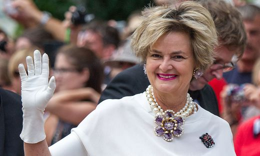 Gloria von Thurn und Taxis ist für ihre konservativen Ansichten bekannt