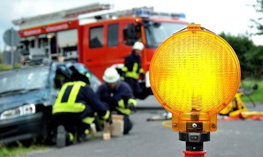 Die Feuerwehr Neutillmitsch rückte mit neun Mann aus