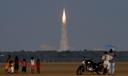 Indien Raumfahrt