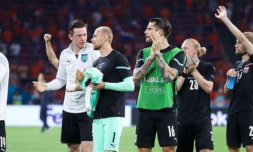 Die Niederlande ist Geschichte, am Montag bekommt es das ÖFB-Team mit der Ukraine zu tun