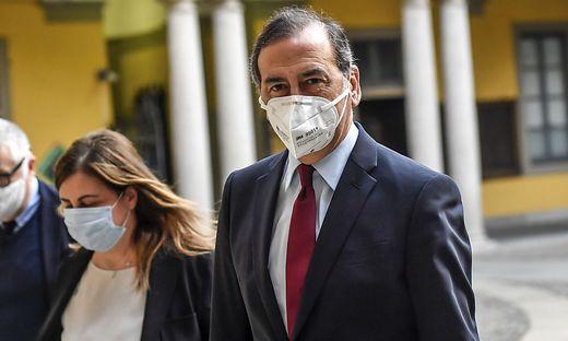 Giuseppe Sala kontrolliert selbst