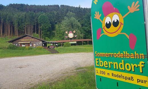 Die Sommerrodelbahn in Eberndorf ist seit dem Vorjahr geschlossen