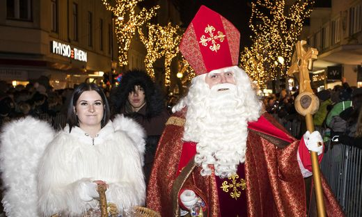 Brauchtum Deshalb Ist Der Heilige Nikolaus Seiner Zeit Voraus