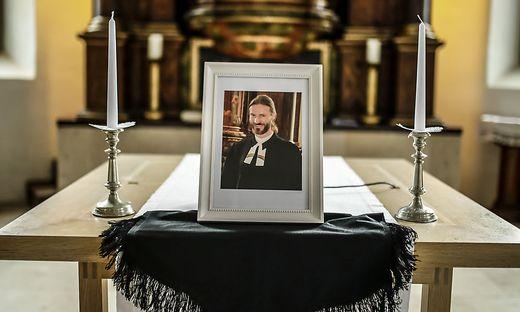 Trauer und Fassungslosigkeit herrschen in der evangelischen Pfarre