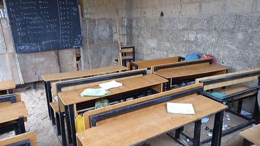 In Nigeria sind nach Angaben der Polizei erneut Dutzende Schülerinnen und Schüler sowie einige Lehrkräfte entführt worden.