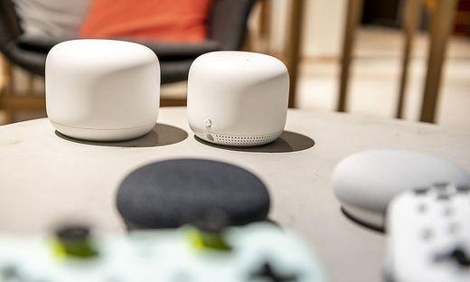 Google Nest Wifi kommt mit integriertem Google Assistent