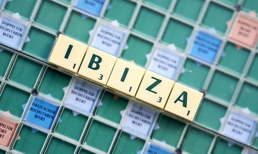 """Womöglich auch bei einer Scrabble-Partie in Punktebringer: """"Ibiza"""""""