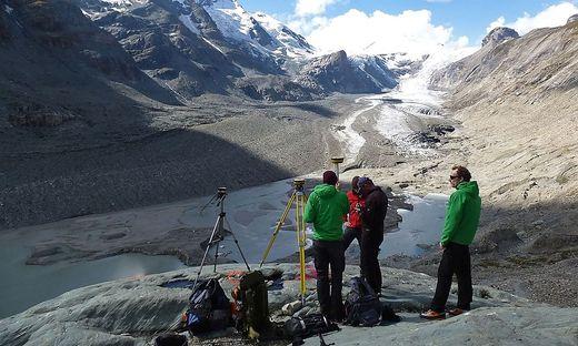 Gletschermessung an der Pasterze: Gradmesser für den Klimawandel
