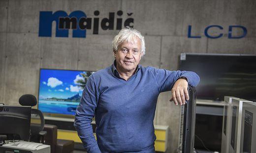 Hannes Majdic