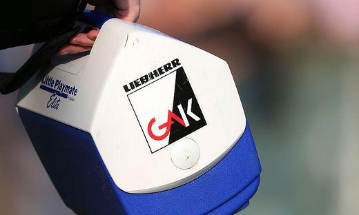 Altes GAK-Logo