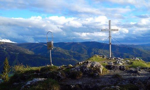 Der Gipfel der Kampalpe (Archivfoto)