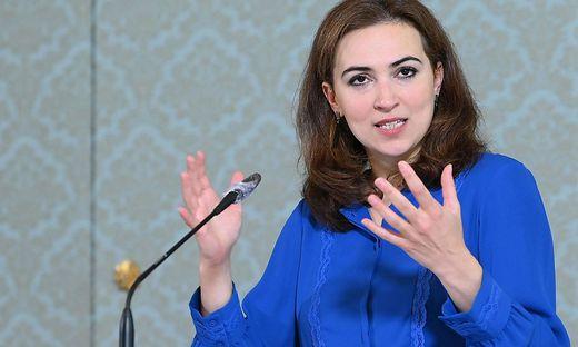 Justizministerin Alma Zadic (Grüne)