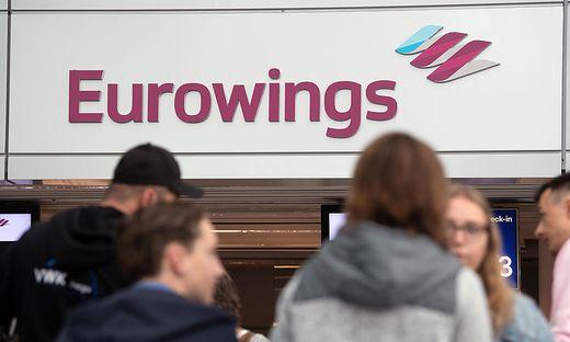 Urabstimmung über Streiks bei LH-Tochter Eurowings
