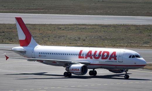 Lauda fliegt Klagenfurt-Mallorca