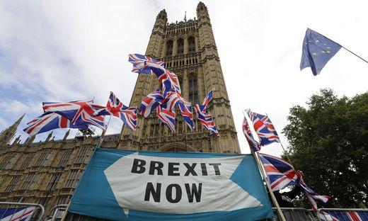 Ende Oktober wird Großbritannien sehr wahrscheinlich aus der EU austreten