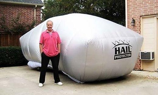 hail protector villacher werkstatt verkauft aufblasbaren. Black Bedroom Furniture Sets. Home Design Ideas