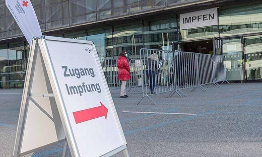 Grazer Impfstraße