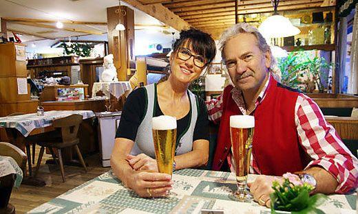 """Ingrid und Rudi Pichler sind seit Anfang 2018 """"rauchfrei"""""""