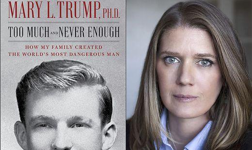 Mary Trump - eine promovierte Psychologin