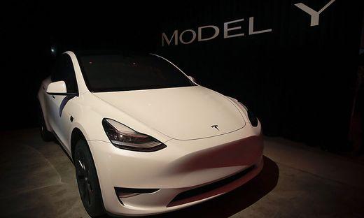 Das Model Y soll in Deutschland montiert werden