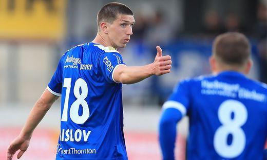 SOCCER - Erste Liga, Hartberg vs Linz