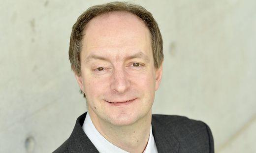 Symposiumsleiter Martin Schneider