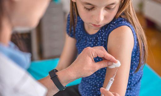 Kinder, Impfung, Corona,Covid