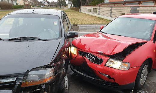 Verkehrsunfall Mühldorf