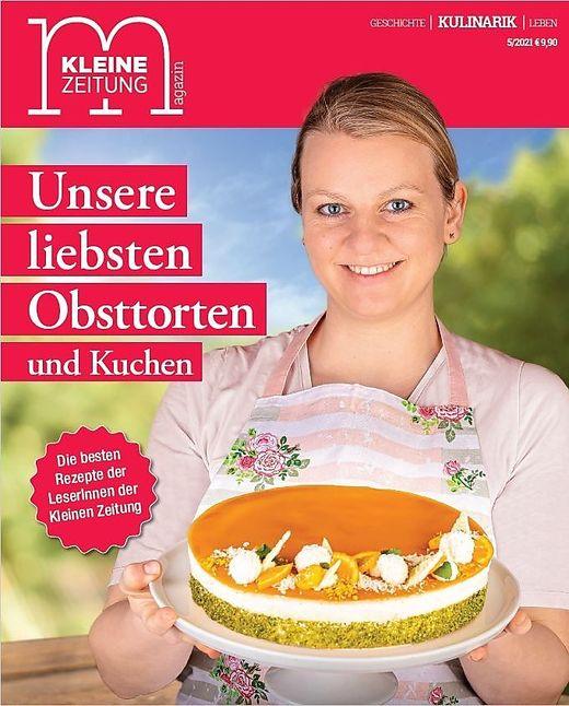 Cover unsere liebsten Obsttorten und Kuchen Band 4
