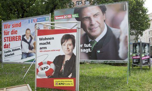 Steirische Wahlen neu untersucht