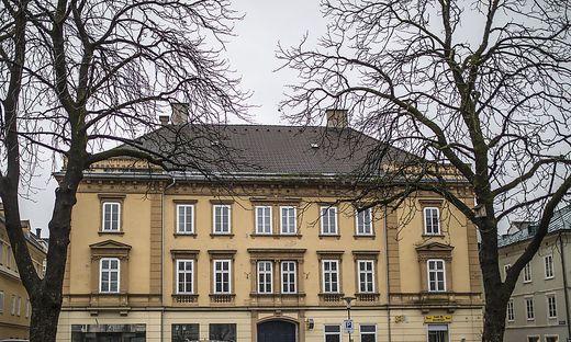 Am Bezirksgericht Klagenfurt ist ein Versteigerungsverfahren für das HausKardinalplatz 8 anhängig