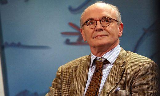 Sprachzauberer Martin Mosebach