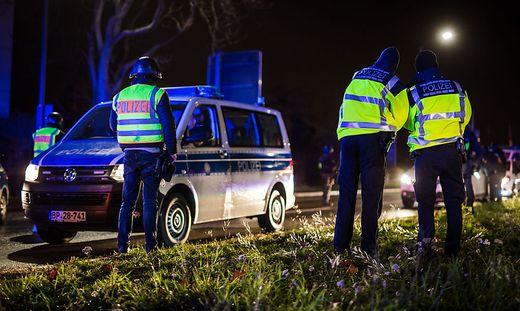 Strengste Grenzkontrollen zwischen Frankreich und Deutschland