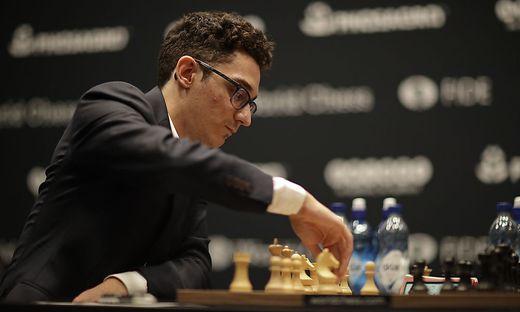 Fabiano Caruana war der große Favorit