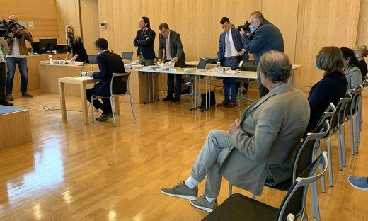 STEIERMARK: PROZESS GEGEN DREI HEBAMMEN, GYNAeKOLOGE UND DKH SCHLADMING
