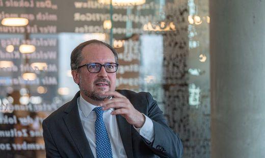 Außenminister Alexander Schallenberg kritisiert die von Berlin verfügten Grenzschließungen zu Tirol scharf