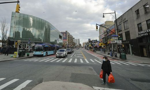 Cuomo sieht New York am Krisen-Höhepunkt