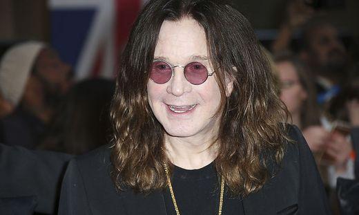 Ozzy Osbourne muss pausieren